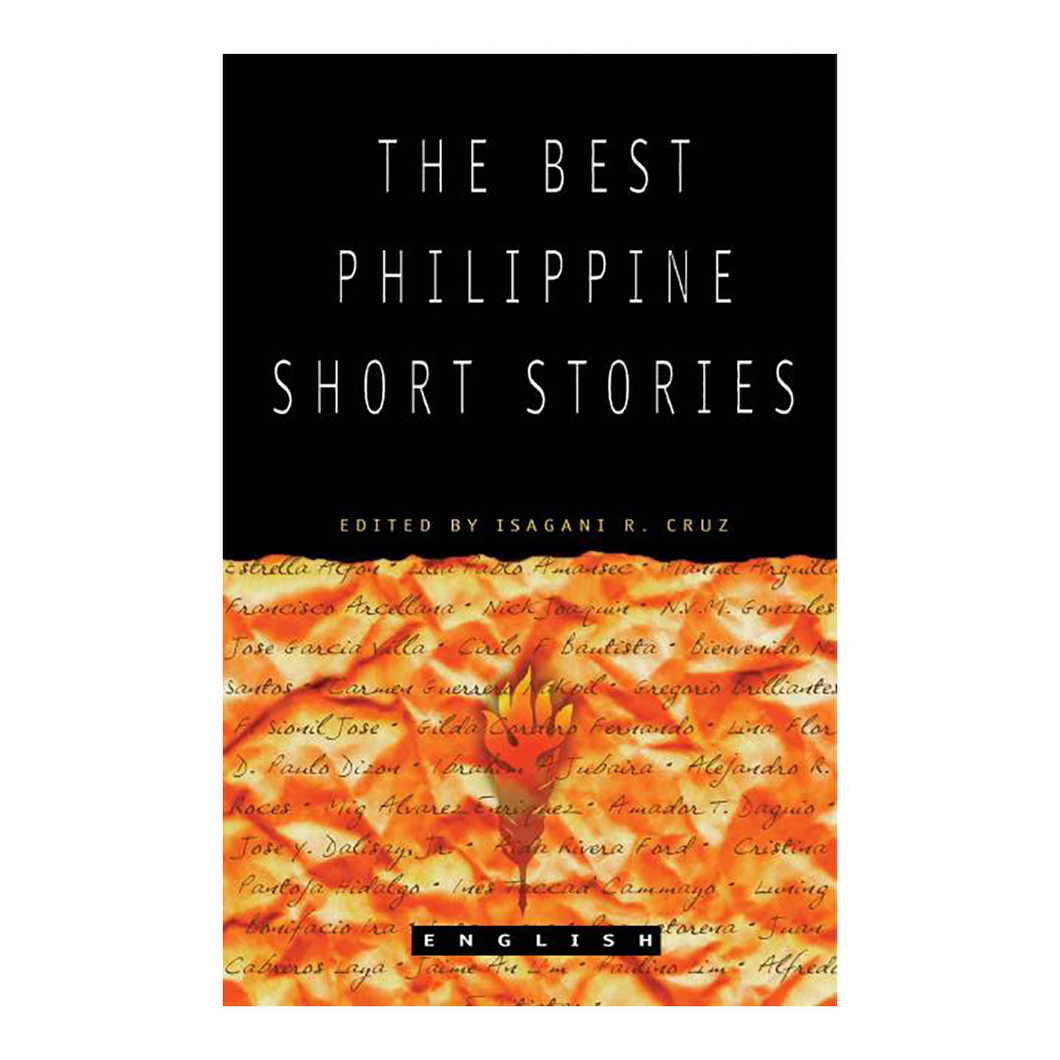 The Best Philippine Short Stories
