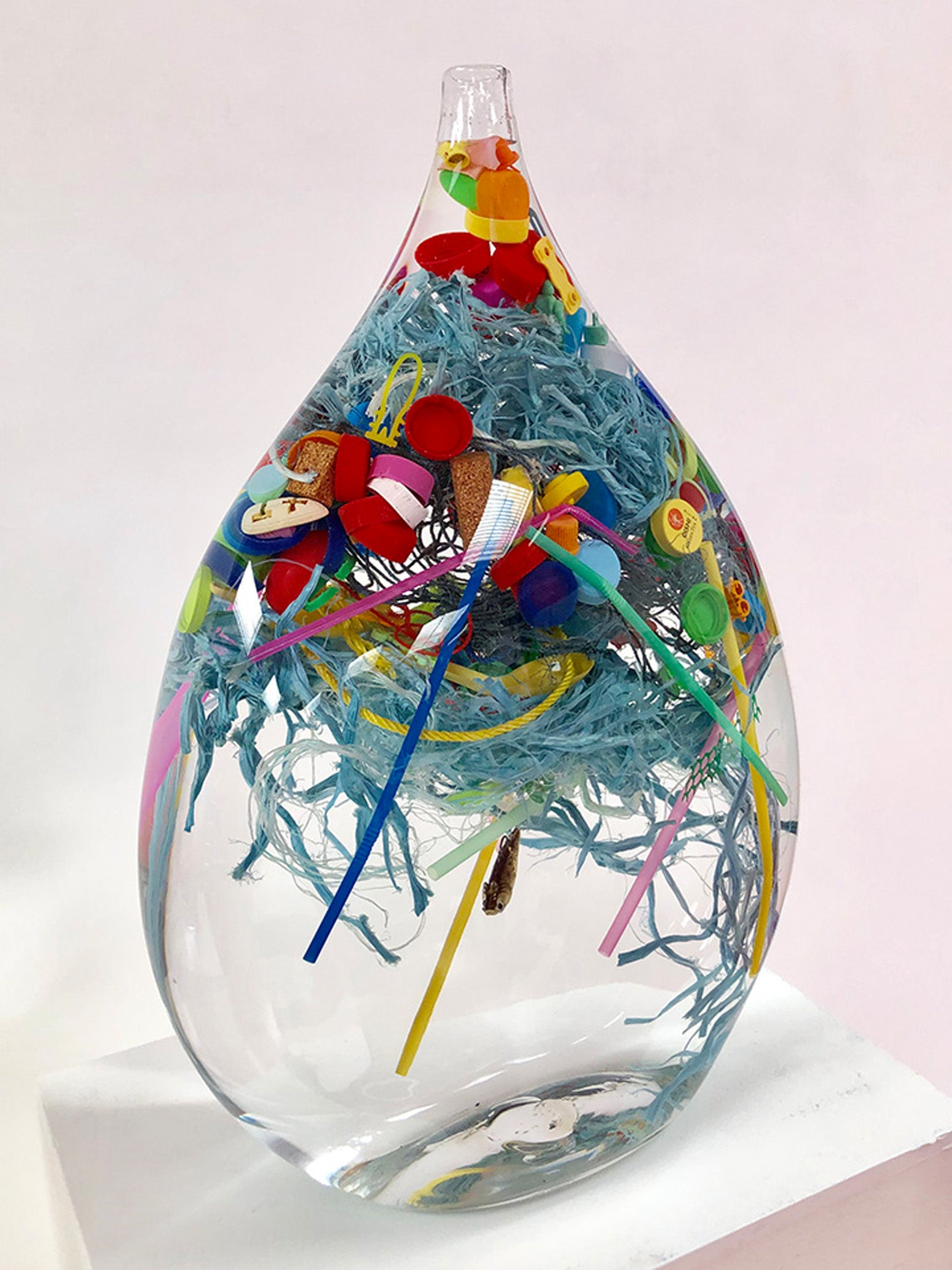 """Stranded"" Ocean Plastic Project"