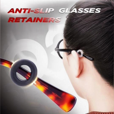 Anti-Slip Round Comfort Glasses Retainers