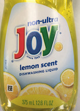 Load image into Gallery viewer, Joy Non-Ultra Dishwashing Liquid - Lemon Scent
