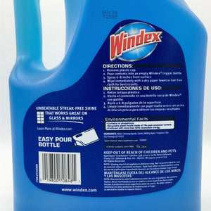 Windex Cleaner - 1.37 Gallon (5.2L)