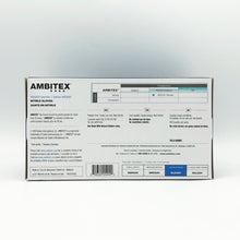 Load image into Gallery viewer, AMBITEX N5201 Series Powder Free Blue Nitrile Gloves - 100 Gloves/Box (Large)(NLG5201)