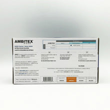 Load image into Gallery viewer, Ambitex N200 Series Blue Nitrile Exam Gloves - 100 Gloves/Box (Medium)