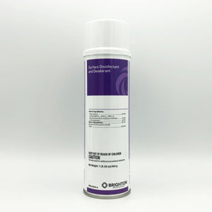 Brighton Professional Surface Disinfectant And Deodorizing II Spray - 16 Oz. (18481)