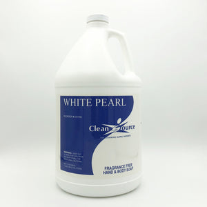 Clean Source White Peral Hand and Body Soap (Fragrance Free) - 1 Gallon
