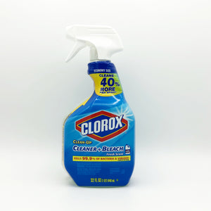 Clorox Clean-Up Cleaner + Bleach (Fresh Scent)
