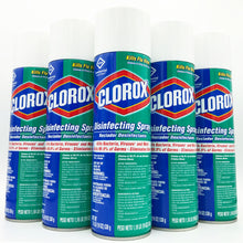 Load image into Gallery viewer, Clorox Disinfecting Spray - 19oz.