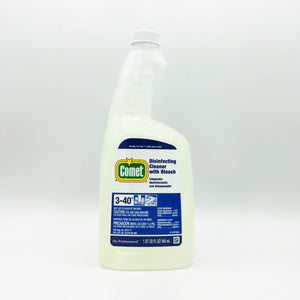 Comet Disinfecting Cleaner Spray With Bleach (32oz.)