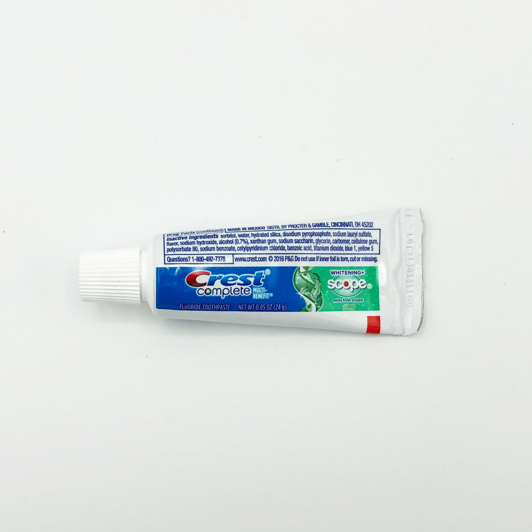 Crest Whitening Toothpaste (Pack of 3)