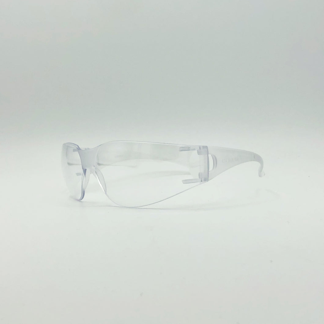 KleenGuard Eyewear V10 Clear Safety Glasses
