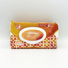Load image into Gallery viewer, Kleenex Germ Removal Wet Wipes for Hands and Face (48 Wipes/Pack)