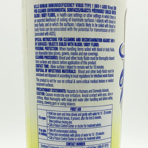 Lysol Professional Disinfectant Foam Cleaner Spray - 24 oz. Aerosol