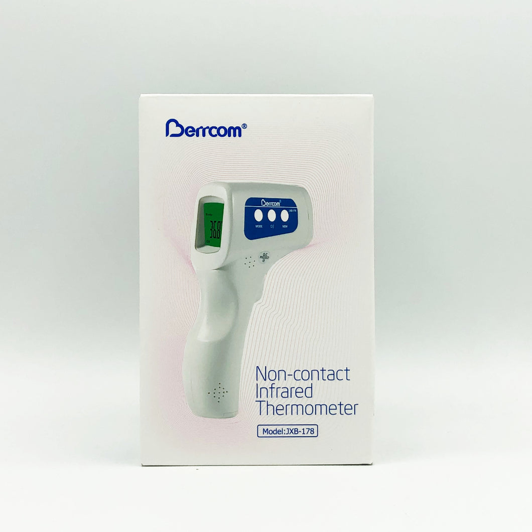 Non-Contact Infrared Thermometer (JXB-178)