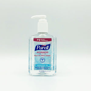 PURELL Advanced Refreshing Gel Hand Sanitizer (8oz.)