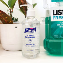 Load image into Gallery viewer, Purell Advanced Hand Sanitizer (8oz)