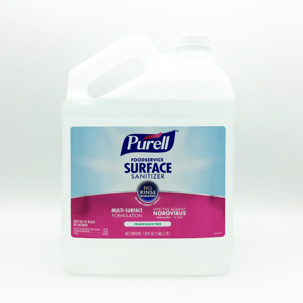 Purell Foodservice Surface Sanitizer - 1 Gallon