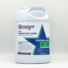 Load image into Gallery viewer, Renown Mint Disinfectant Cleaner - 1 Gallon