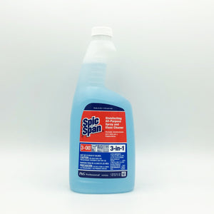 Spic and Span Disinfecting All-Purpose Spray and Glass Cleaner - 32 oz