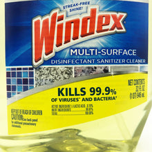 Load image into Gallery viewer, Windex Multi-surface Disinfectant Ready-To-Use Spray (32oz.)