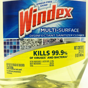 Windex Multi-surface Disinfectant Ready-To-Use Spray (32oz.)