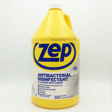 Load image into Gallery viewer, Zep Antibacterial Disinfectant - 1 Gallon