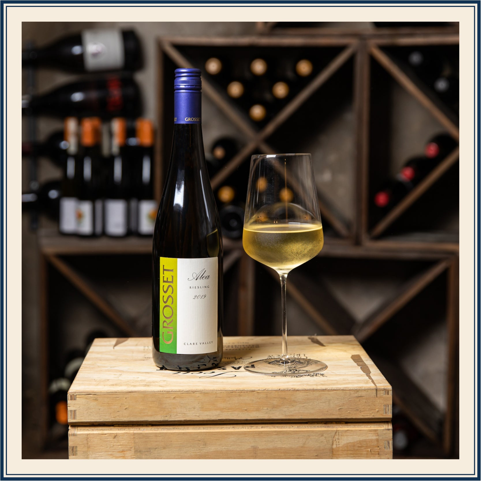 2018 RIESLING, ALEA, GROSSET, CLARE VALLEY, AUSTRALIA