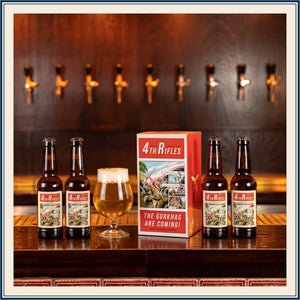 4th RIFLES PALE ALE (4x330ml)