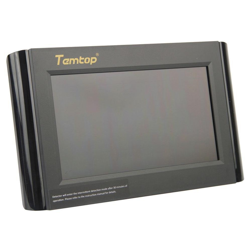 Temtop M1000 Air Quality Detector Professional HCHO/PM2.5//TVOC Temperature & Humidity Monitor - Temtop US