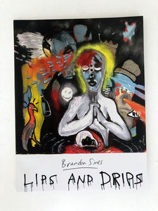 Lips and Drips - Book