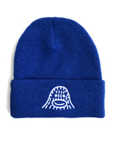 Load image into Gallery viewer, Face/Signature  Double Sided Beanie