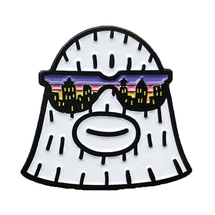 City Shades - Limited Edition Enamel Pin