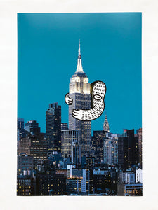 Empire State - 19 x 13 inch Signed Print