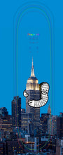 "Load image into Gallery viewer, Limited Edition Skate Board - ""Empire State Frank"" -  Pre Order"