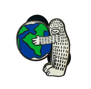 Love The World  - Limited Edition Enamel Pin