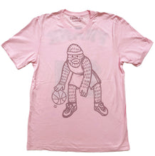 Load image into Gallery viewer, Frank Ape pink basketball shirt