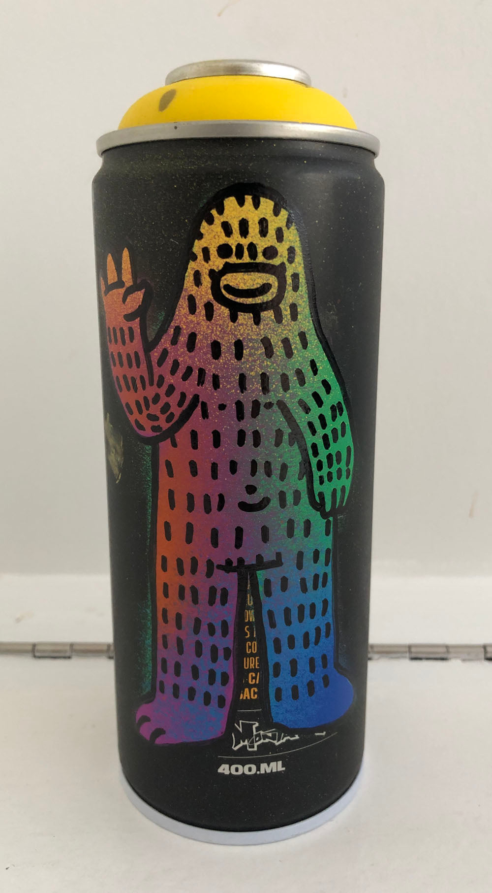 Painted Spray Can - #6