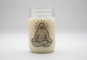 Mindfulness -  Candle