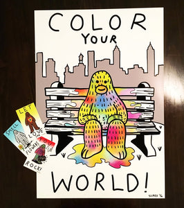 #1 - Color Your World