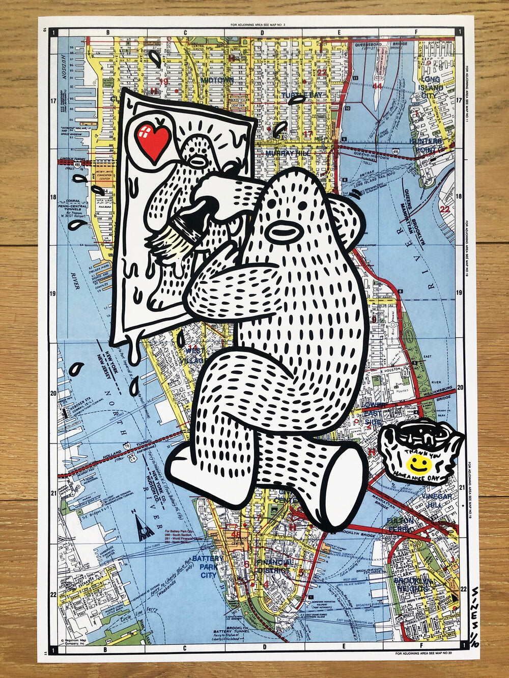 #37 - NYC Paste Up