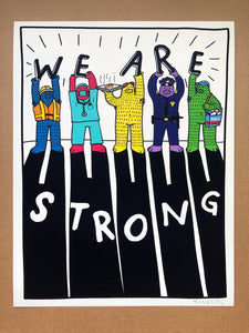 #48 - We Are Strong