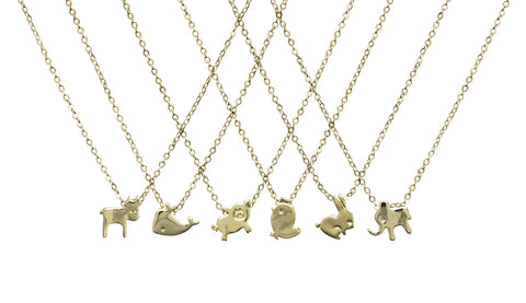 Tails of Kindness Necklace 6pk