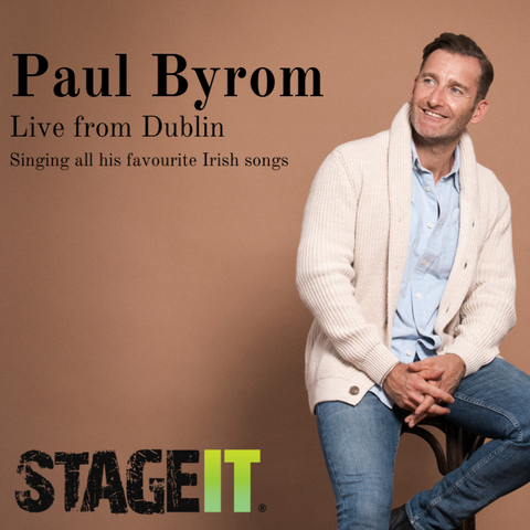 LIVE FROM DUBLIN ONLINE SHOW