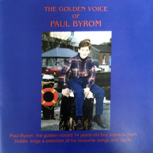THE GOLDEN VOICE OF PAUL BYROM