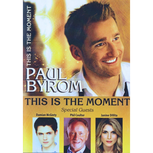 THIS IS THE MOMENT - DVD