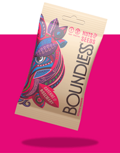 Boundless Activated Nuts & Seeds, Cayenne & Rosemary