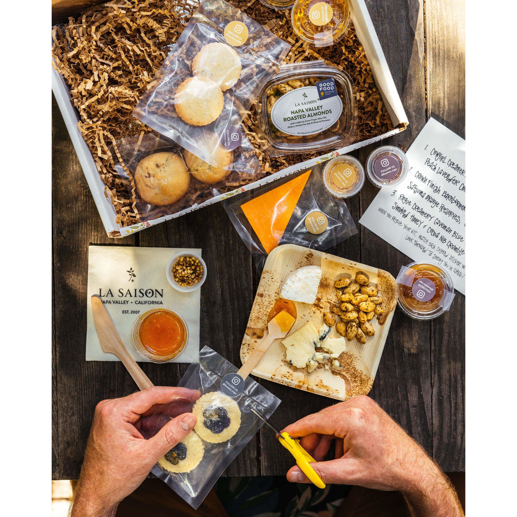 La Saison® Virtual Cheese Tasting Kit