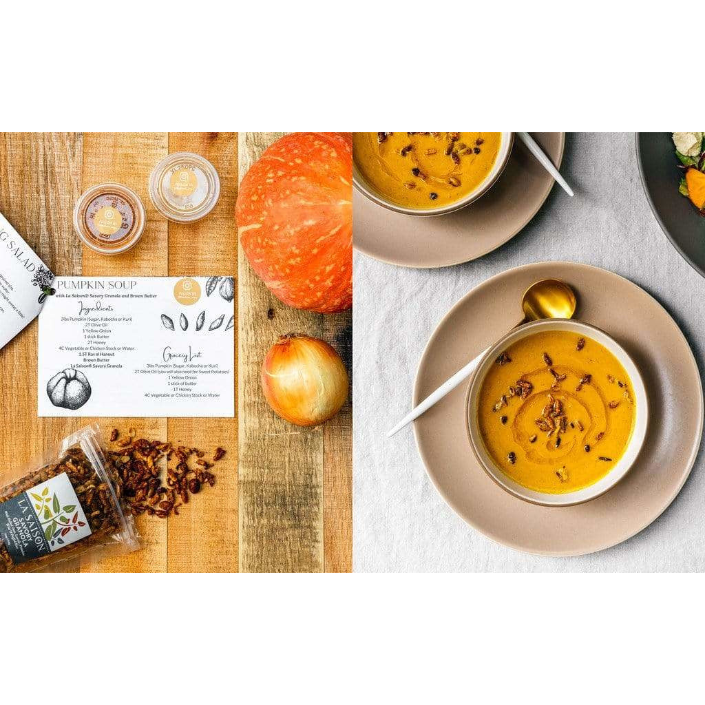 La Saison® Thanksgiving Soup Kit Delivered