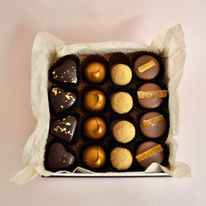 Chocolate box 16 pcs