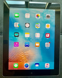 Like New Apple iPad 4th generation 16GB Black WiFi
