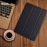For iPad  2 3 4 tablet Case PU Leather Stand Fundas For iPad2 iPad3 iPad4 A1460 A1430 A1396 A1458 Auto Sleep Smart Folio Cover